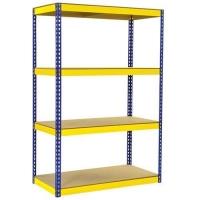 DIY Boltless Rack