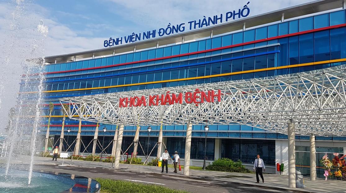 Kho lưu hồ sơ bệnh án - Bệnh viện Nhi đồng Tp.HCM
