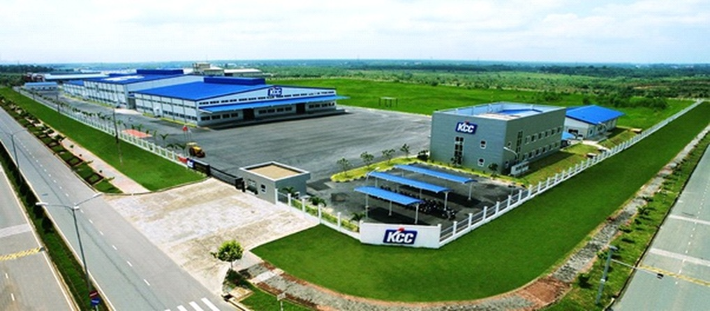 Dự án tủ kệ hồ sơ di động - Nhà máy Sơn KCC
