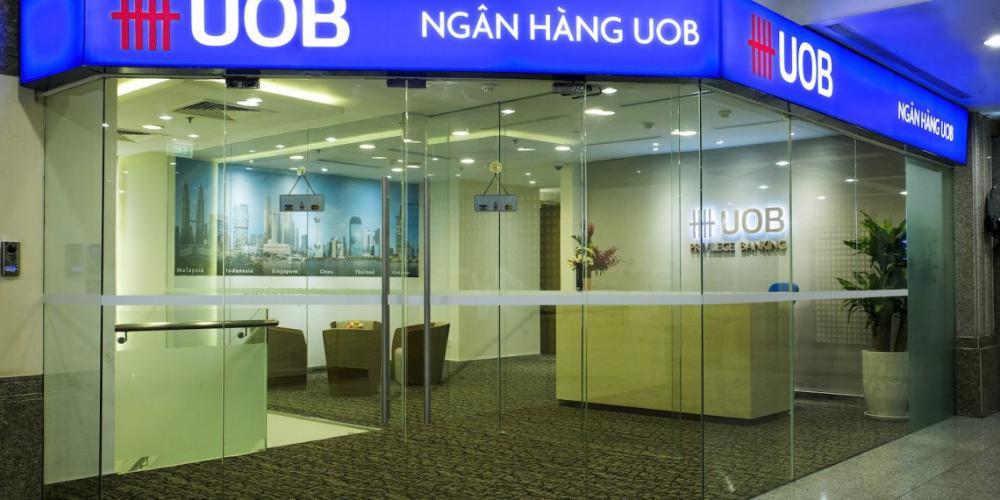 Hệ thống tủ hồ sơ di động - Ngân hàng UOB